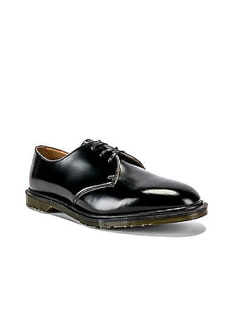 Dr. Martens Made in England Archie Classic Shoe in Black