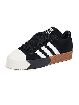 low priced 966c3 19f3e adidas Originals by Alexander Wang Adidas Originals By Alexander Wang Aw  Skate Super Sneakers - Black