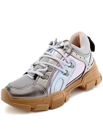 Zatz Tênis Zatz Dad Sneaker Chunky Prata Velho