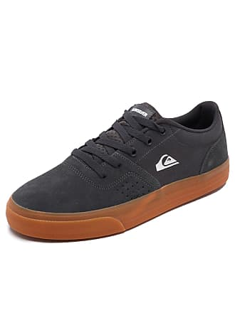 795b88d54d84f ... Quiksilver Tênis Couro Quiksilver New Wave Cinza a0670732f9  Atacado Lacoste  Tênis Marcel Chunky Lup - Masculino - Tênis Casual Tamanho 37 Mulher ...
