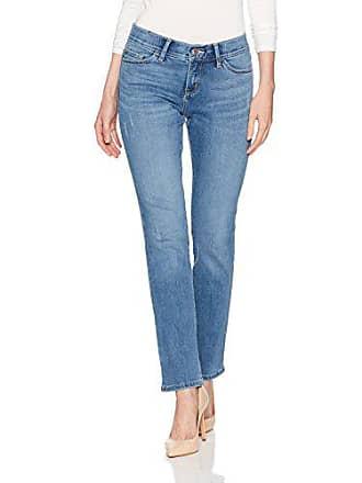 Lee Womens Motion Series Total Freedom Straight Leg Jean, Light Foxy, 6