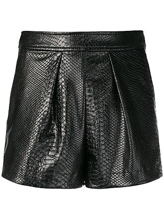 Philosophy di Lorenzo Serafini fitted biker shorts - Black