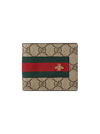 71619d633826 Gucci Web GG Supreme wallet - Neutrals