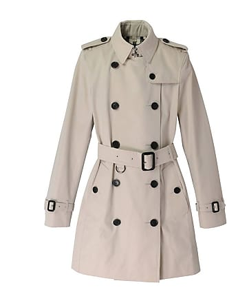 bfe71a317c4 Burberry Trench femme The Kensington Heritage Beige Burberry