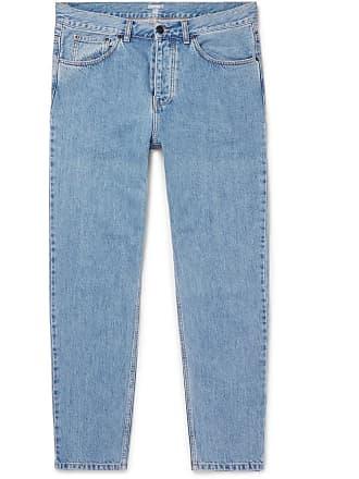 Carhartt Work in Progress Newel Denim Jeans - Light blue