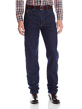 Wrangler Mens 20X Original Fit Jean,Stone Dark Denim,29x34