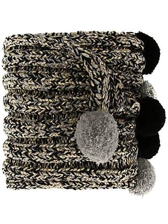 0711 Bradford scarf - Metallic