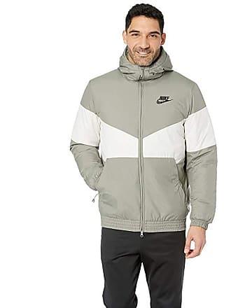 2f97a9bb240405 Nike NSW Synthetic Fill Jacket Hoodie (Dark Stucco Light Bone Dark Stucco