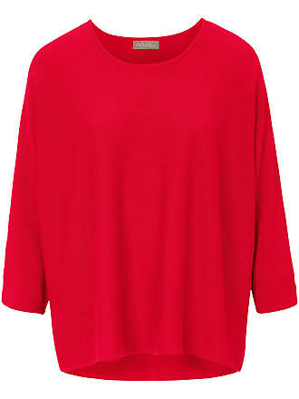 38627d90aef1 include rundhalsad tröja i 100% kashmir från include röd