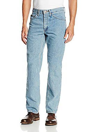 Lee Lee Mens Regular Fit Straight Leg Jean, Light Stone, 34W x 32L