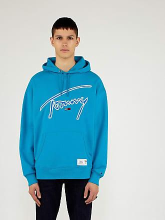 Tommy Hilfiger Hoodie Capsule Signature Ligne Tommy Jeans Bleu Tommy  Hilfiger 36eea78484d6