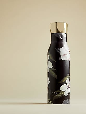Ted Baker Opal Print Water Bottle in Black LIINDAA, Home