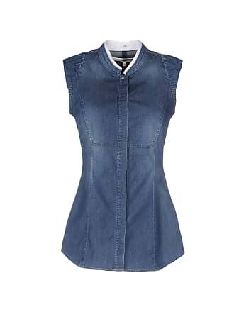 Elisabetta Franchi DENIM - Denim shirts su YOOX.COM