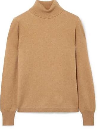 J.crew Layla Cashmere Turtleneck Sweater - Camel