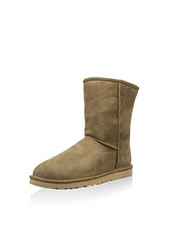 acc32013 UGG Classic Short, Botas para Mujer, Dry Leaf, 39 EU