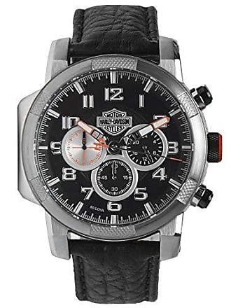Bulova Relógio Bulova Harley Davidson Cronógrafo Masculino WH30555T 63f28087ba