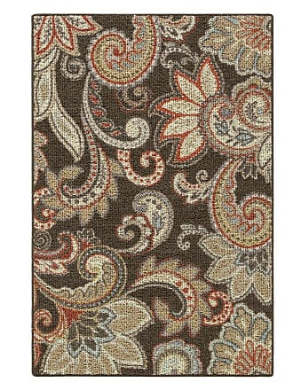Better Homes & Gardens Paisley Berber Area Rug Brown - HY17-D1-010-141