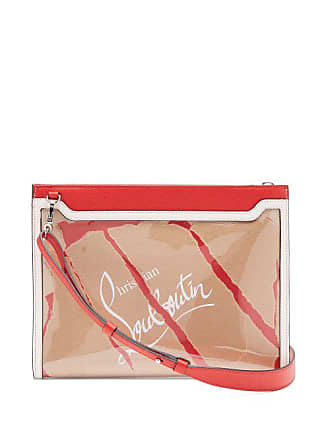 c10120353b Men's Christian Louboutin® Bags − Shop now at USD $190.00+ | Stylight