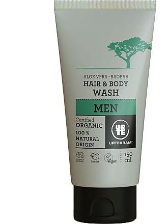 Urtekram Men Aloe Baobab - Hair & Body Wash 150ml