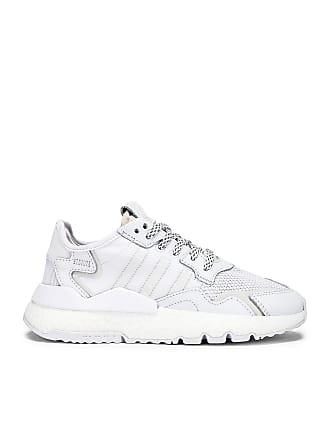 adidas Originals Nite Jogger Boost Sneaker in White