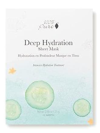 100% Pure Sheet Mask: Deep Hydration