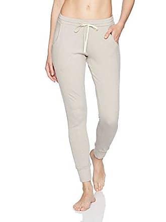 Eberjey Womens Walker Pant, Warm Grey, Large