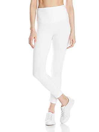 Yummie Tummie Womens Gloria Skimmer Cotton Stretch Shapewear Legging, White, X-Small