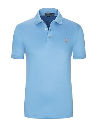 Polo Ralph Lauren Übergröße   Polo Ralph Lauren, Poloshirt in Hellblau ... 3e19d274c6