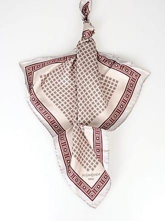 Saint Laurent Checked Handkerchief size Unica