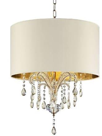 ORE 25 AMORUCCIO CRYSTAL GOLD CEILING LAMP