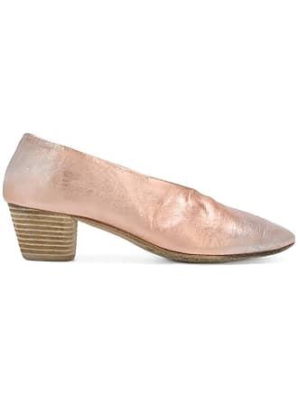 b4a8cf0aec Marsèll Sapato de couro metalizado Coltello Inverno - Metálico