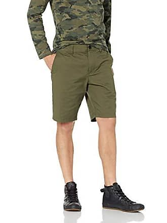 O'Neill Mens 20 Inch Outseam Classic Walk Short, Army Green/Proximity, 40