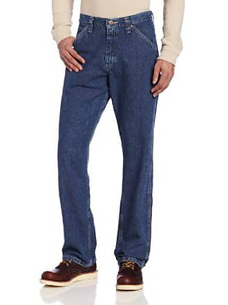 Lee Lee Mens Big-Tall Carpenter Jean, Original Stone, 56W x 30L