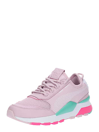 2225cb0f194 Puma Sneakers laag RS-0 PLAY turquoise / sering / neonroze