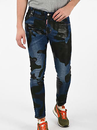 Dsquared2 16 cm Camouflage SEXY TWIST Jeans size 52