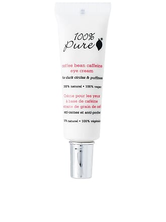100% Pure Organic Coffee Bean Eye Cream