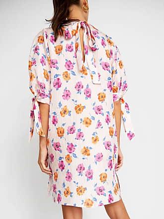 NO.6 Adelaide-Kleid mit mehreren Blumendrucken - 3
