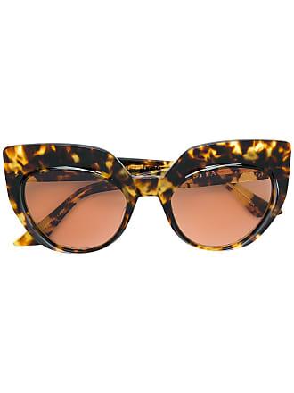 Dita Eyewear Óculos de sol Conique - Marrom