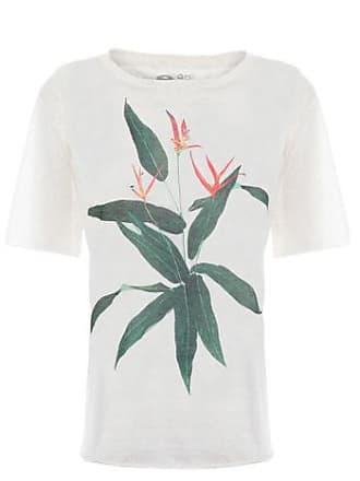 Osklen T-shirt Bico De Papagaio E-Fabrics Osklen - Off White