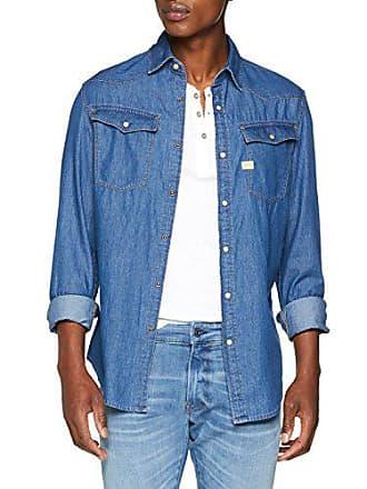 G-Star G-Star 3301 Shirt L s, Chemise en Jean Homme 59d0a93e4ae6
