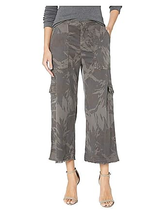 Xcvi Country Culotte-Equinox Camo (Canteen) Womens Casual Pants