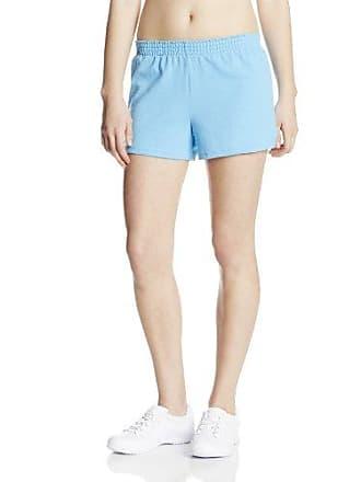 Soffe Juniors New Short, Bonnie Blue, Medium