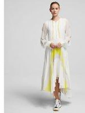 Karl Lagerfeld CIRCLE-PRINT DRESS