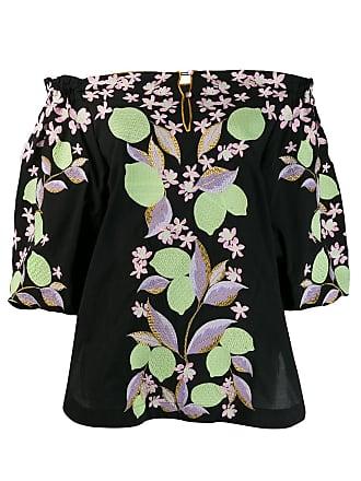 Yuliya Magdych Lemons shirt - Black