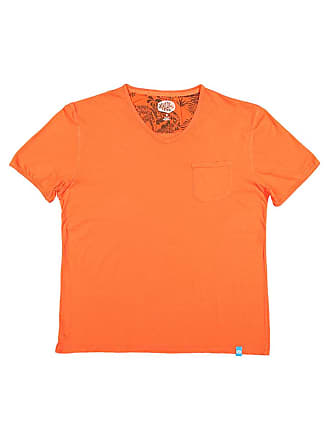 Panareha MOJITO v-neck t-shirt orange