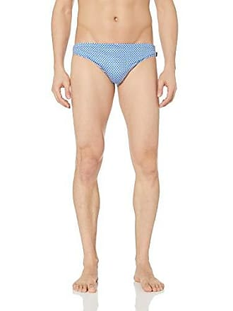 Jack Adams Mens Rincon Swim Brief, Royal, X-Large