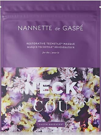 Nannette de Gaspé Restorative Techstile Neck Masque - Colorless