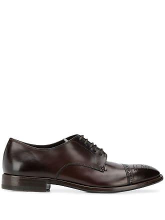 Henderson Baracco Sapato com amarração - Marrom