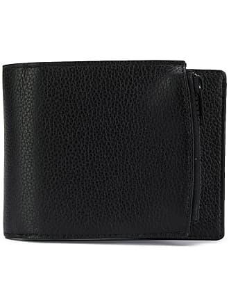 Maison Margiela foldover wallet - Black