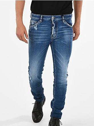 Dsquared2 Jeans COOL GUY in Denim Stretch 16cm taglia 46
